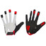 Cube Natural Fit Handschuhe Langfinger grey'n'black'n'red